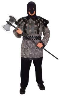 Adult Executioner or Medieval Knight Costume   Scary Medieval Costumes
