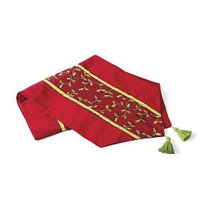 Frontgate Holly Christmas Table Runner