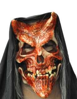 Devil Skull Mask   Accessories & Makeup