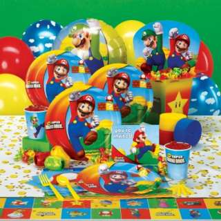 16208 Results In Halloween Costumes Super Mario Bros. Party Supplies