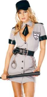 Corrections Officer Costume   Sexy Costumes