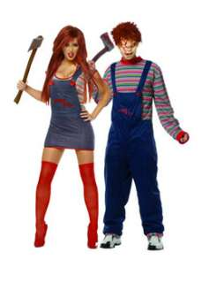 Sexy Chucky Childs Play Womens Costume Sexy TV & Movie Costumes at