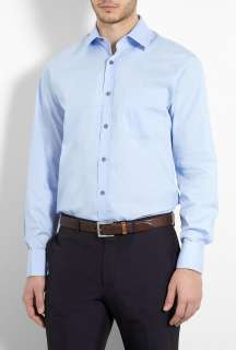 Sky Classic Fit Shirt by Paul Smith London   Blue   Buy Shirts Online