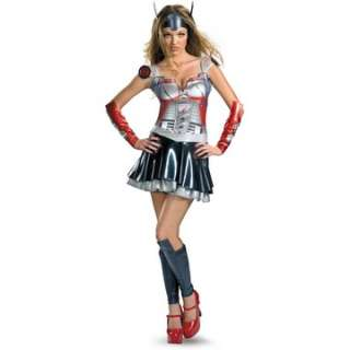 Transformers   Optimus Prime Sexy Deluxe Adult Costume   Includes