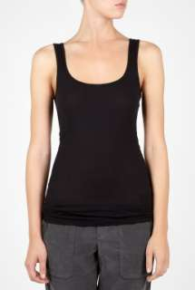 James Perse  Black Long Tank by James Perse