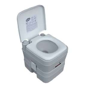 Toilet with 5 Gallon Holding Tank:  Sports & Outdoors