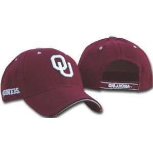 Oklahoma Sooners Champ 3 Adjustable Hat