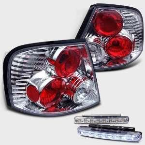 Lights+led Bumper Fog Lamp Set Brand New Left+right Set Automotive