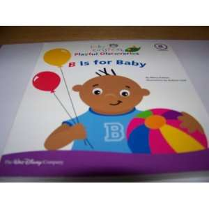Baby Einstein B Is for Baby (Playful Discoveries