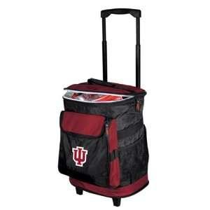Indiana Hoosiers IU NCAA Rolling Cooler Backpack