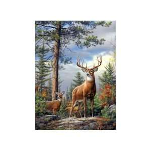Standing Proud   1000 Pieces Jigsaw Puzzle: Toys & Games