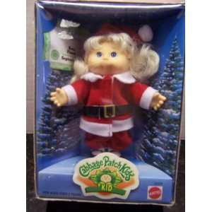 Cabbage Patch Kids Kid CHRISTMAS COLLECTIBLE DOLL (1997