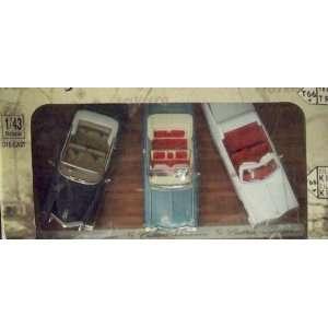 Parts) Cadillac Eldorado, Cadillac Coupe Deville, Cadillas Series
