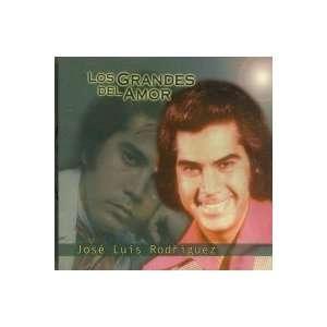 Los Grandes Del Amor JOSE LUIS RODRIGUEZ Music