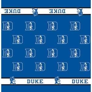 54 x 54 Collegiate Team Table Cloth Card Team Duke