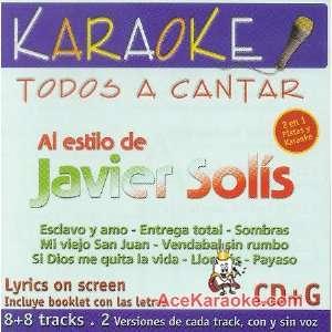 Karaoke Javier Solis Music