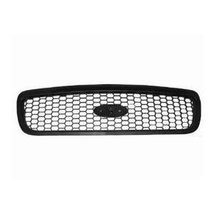 FORD CROWN VICTORIA/LTD Grille assy base model/LX; matte