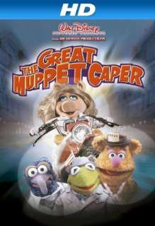 The Great Muppet Caper [HD] Charles Grodin, Diana Rigg