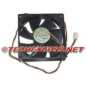 DELTA BRUSHLESS FAN ASB0912H Electronics