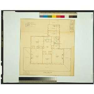 House,HW Blunt,Gaithersburg,Maryland,MD,2nd floor plan