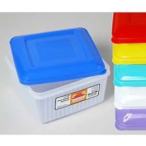 Food Storage Container with Dome Top Case Pack 72
