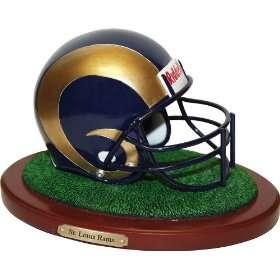 NFL Football St. Louis Rams Helmet Replica Rams