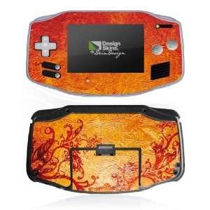 Skins for Nintendo Game Boy Advance   South Design Folie Electronics