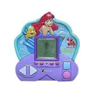 Disney Little Mermaid Handheld Electronic Game Toys & Games