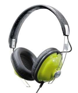 Panasonic RP HTX7 G1 Monitor Headphones (green) Electronics