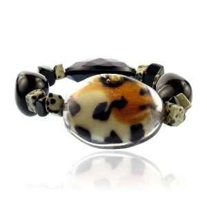 Inspired Animal Print Fashion Jewelry Stretch Bracelet Jewelry