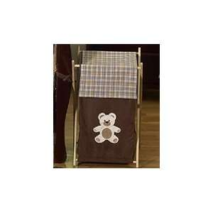 and Kids Clothes Laundry Hamper for Chocolate Teddy Bear Bedding Baby