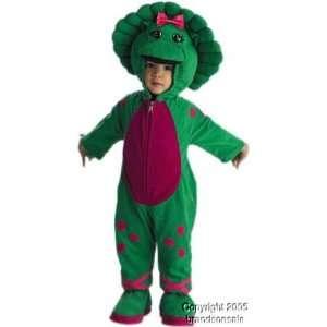 Infant Baby Bop Dinosaur Costume (3 12 Months) Toys