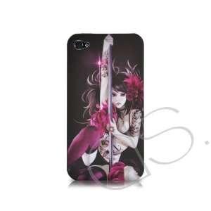 Peri Series iPhone 4 Case   Dancing Girl Cell Phones & Accessories