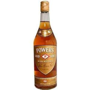 Powers Gold Label Irish Whiskey Grocery & Gourmet Food