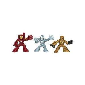 Iron Man Mark I, Iron Man Mark II & Iron Man Mark III  Toys & Games