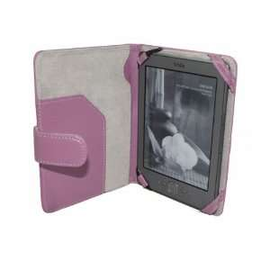 LS kindle 4 leather case Cover for Latest Generation 2011 Kindle