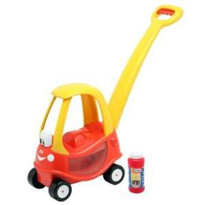 Imperial Toy Little Tikes Go Bubbles, Blue Toys & Games
