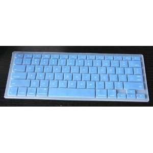 Macbook/ Pro/ Air Silicone Keyboard Skin Cover Aqua Blue Electronics