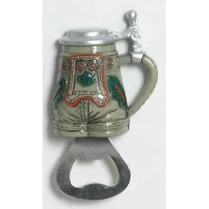 Lederhosen Magnetic Bottle Opener: Kitchen & Dining