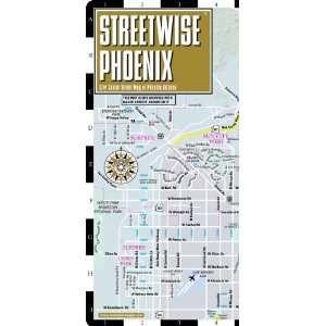 Street Map of Phoenix, Arizona (Streetwise (Streetwise Maps)) [Map