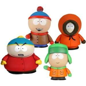 South Park Classics Boxed Set of 4 Figures Toys & Games