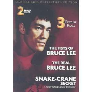 Lee/The Real Bruce Lee/Snake Crane Secret Bruce Lee Movies & TV