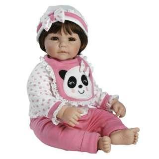 Adora Baby Doll, 20 inch Panda riffic Brown Hair/Brown