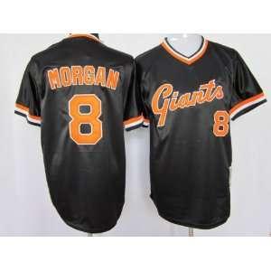 San Francisco Giants #8 Morgan Black M&n 2011 MLB