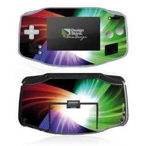 Design Skins for Nintendo Game Boy Advance   Rays Design