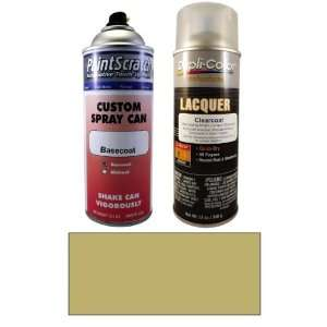 Oz. Mocha Metallic Spray Can Paint Kit for 2010 Honda Pilot (YR 573M