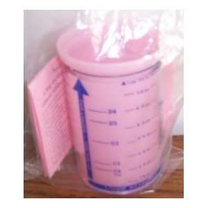 Pampered Chef MINI Measure All Cup Pink Kitchen & Dining