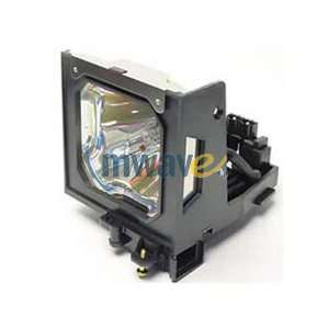 Mwave Lamp for PHILIPS LCA3121 Projector Replacement with