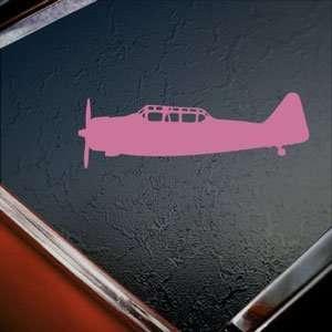 Texan Harvard Pink Decal Window Pink Sticker Arts, Crafts & Sewing