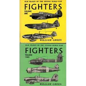 War Planes of the Second World War Fighters, Vol. 3 William Green